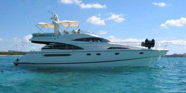 View large version of image: Fairline Squadron 58