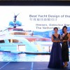 Asia Boating Award 2014 for Heesen luxury yacht GALACTICA STAR