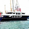 Baglietto superyacht NATORI relaunched by STP