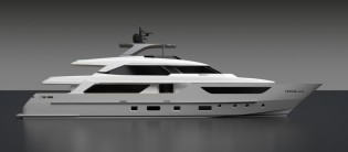 View large version of image: Sale of first Sanlorenzo superyacht SD126