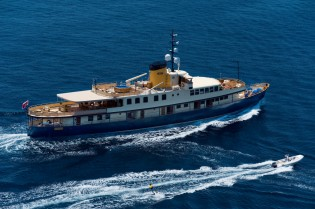 View large version of image: Croatia Yacht Charter aboard Classic Motor Yacht SEAGULL II
