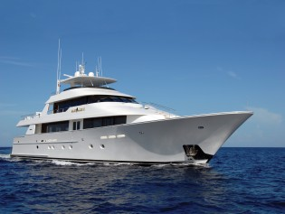 View large version of image: Alaska Yacht Charter aboard Westport 130 Luxury Yacht SERENGETI