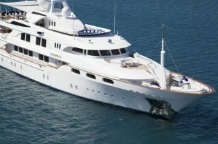 View large version of image: Adriatic Yacht Holiday aboard 54m Benetti Charter Yacht STARFIRE