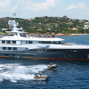 Amels 180 super yacht ENGELBERG wins Asia Boating Award 2014