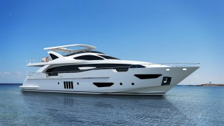 View large version of image: Cannes Yachting Festival 2014: Three luxury yacht premieres announced by Azimut