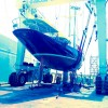 ATALANTE Yacht ready to hit the water after antifoul with Absolute Boat Care