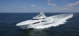View large version of image: Luxury motor yacht MONACO WOLF delivered by Heesen