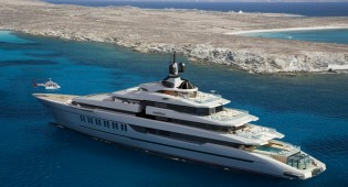 View large version of image: Hot Lab introduces new 110m Oceanco mega yacht PRIMADONNA concept (DP028)