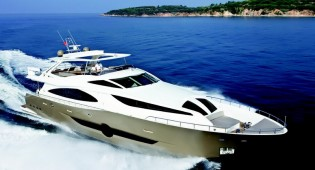 View large version of image: Order for 6th Numarine 102 Yacht signed by Numarine