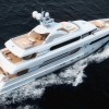 Sunrise Yachts to launch 45m superyacht SUNSET this summer