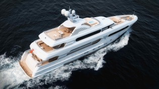 View large version of image: Sunrise Yachts to launch 45m superyacht SUNSET this summer