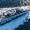 Riva's First Aluminium and Largest Yacht SOL