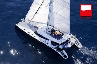 View large version of image: 'Teraz Polska' Award for Sunseeker 80 Carbon Line sailing yacht LEVANTE