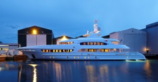 View large version of image: Heesen superyacht Project MARGARITA (YN 16847) sold