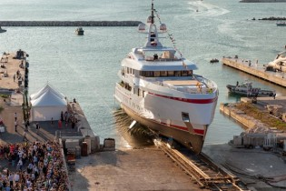 View large version of image: ISA Yachts launches new 54m superyacht FOREVER ONE