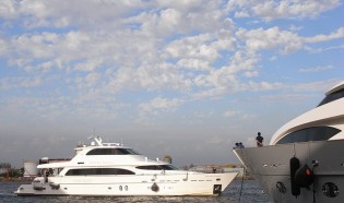 View large version of image: Horizon re-launches its 105ft superyacht QUEEN GRACE