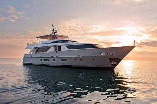 View large version of image: Sanlorenzo SD92 Hull 14E superyacht ONE MY WAY