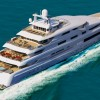 88,8m mega yacht ILLUSION by Pride Mega Yachts sold