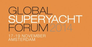View large version of image: Earlybird discount for the Global Superyacht Forum 2014