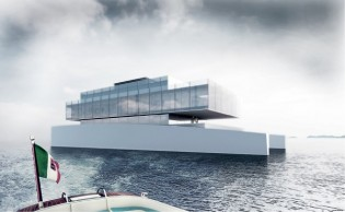 View large version of image: The Future of Superyachts Designed by Young Designer of the Year Shortlister