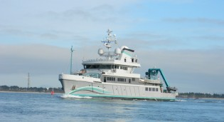View large version of image: Diverse Projects completes refit of 56m superyacht ALUCIA