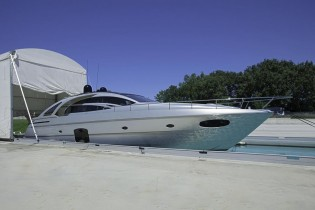 View large version of image: Pershing to launch first Pershing 70 Yacht soon