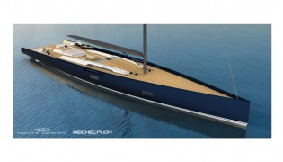 View large version of image: New superyacht Baltic 130 Custom with delivery in 2016