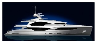 View large version of image: Dorries Yachts to attend MYS 2014 with preliminary design of a 48m Yacht