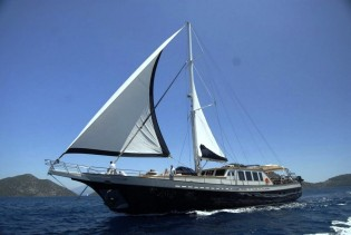 View large version of image: One of the best gulet voyage destination: Croatia