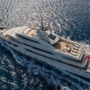 CRN to showcase superyacht SARAMOUR at Monaco Yacht Show