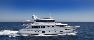 View large version of image: Filippetti Navetta 30 Yacht GATSBY to make her World Debut at Cannes Yachting Festival