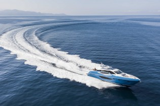 View large version of image: Numarine 70 HT Yacht MAGNETO nominated for IY&A Award 2015