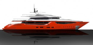 View large version of image: Sale of 50m Mondo Marine Yacht Project M50