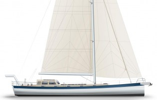 View large version of image: Besteaver 66ST Yacht ANABEL to be showcased at HISWA in-water Boat Show