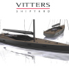 Vitters starts working on construction of 33m superyacht MM33