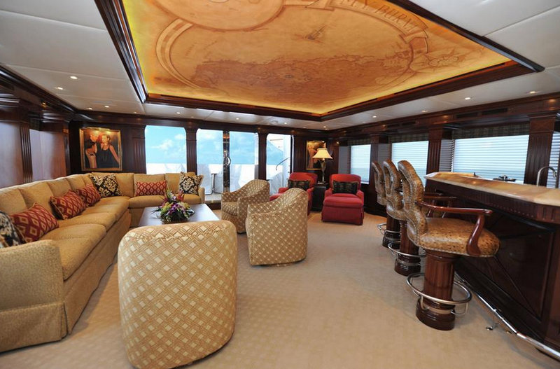 Trinity Superyacht Chevy Toy With Interior Refit By Destry Darr Superyachts News
