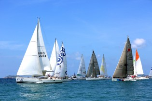 View large version of image: PGYC Philippines All Souls Regatta 2014