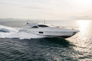 View large version of image: Overmarine Group announces sale of Hull # 2 of Motor Yacht Mangusta 110 series