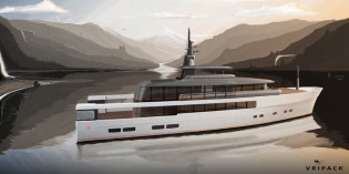 View large version of image: Vripack presents new superyacht CASA concept at MYS 2014