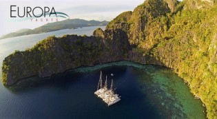 View large version of image: Sailing Paradise! Palawan, Philippines voted top island destination