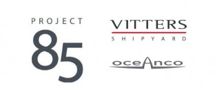 View large version of image: Vitters Shipyard and Oceanco working on Tripp 85 mega yacht Project 85