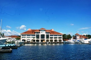 View large version of image: Philippines' yacht clubs and marinas
