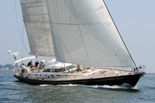 View large version of image: $300,000 USD Price Reduction on Sailing Yacht SWAMP FOX