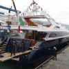 New Castagnola 38 WJ superyacht ANGRA TOO launched