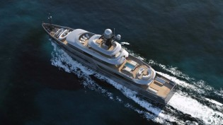 View large version of image: Hydro Tec by Sergio Cutolo S.r.l shortlisted for IY&A Award 2015 with 56m superyacht Explorer G2