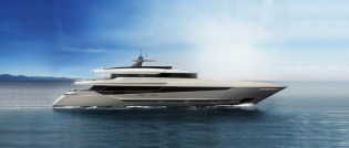 View large version of image: Overmarine Group announces sale of Mangusta Oceano 42 superyacht