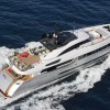 Hydro Tec by Sergio Cutolo S.r.l nominated for IY&A Award 2015 with Columbus 40 Sport Hybrid Yacht