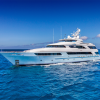 50m (164') charter Yacht VICTORIA DEL MAR available for Caribbean and Bahamas yacht holidays