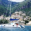 Exclusive Interview: Southern Italy and Aeolian Islands Yacht Charter aboard Sailing Catamaran OMBRE BLU