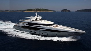 View large version of image: Benetti launches new 50m superyacht VICA (hull FB 801)